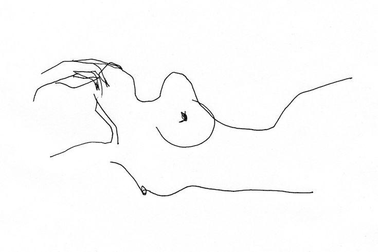 Dibuix per cap celebra llit