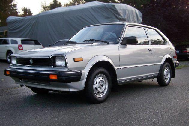 Nice Honda 2017: Civics Lesson: 1983 Honda Civic 1500 DX...  Classic & Special Cars Check more at http://carsboard.pro/2017/2017/04/10/honda-2017-civics-lesson-1983-honda-civic-1500-dx-classic-special-cars/