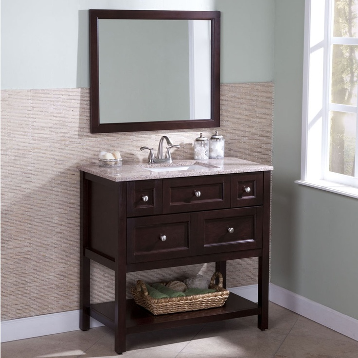 12 best images about bath vanities by st paul on - Bathroom vanity and medicine cabinet combo ...
