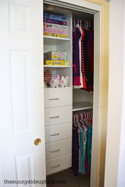 Organized Kids 39 Closet Drawers Closet Drawers Organize