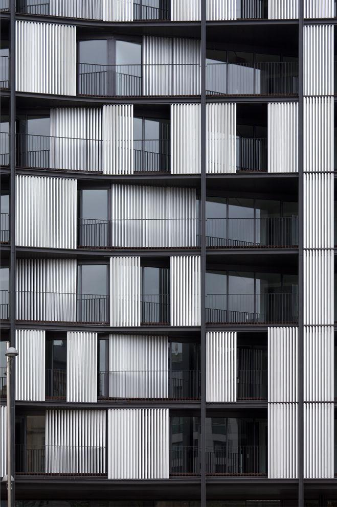 Galería de Bilbao Desing. Viviendas en Abandoibarra / OAB + Katsura - 1