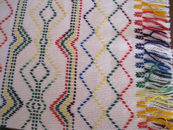 14 Best Swedish Weaving Images On Pinterest Embroidery Stitches
