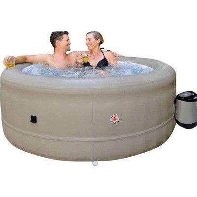 Canadian Spa Co Rio Grande Portable Spa. Canadian SpaHot Tub ...