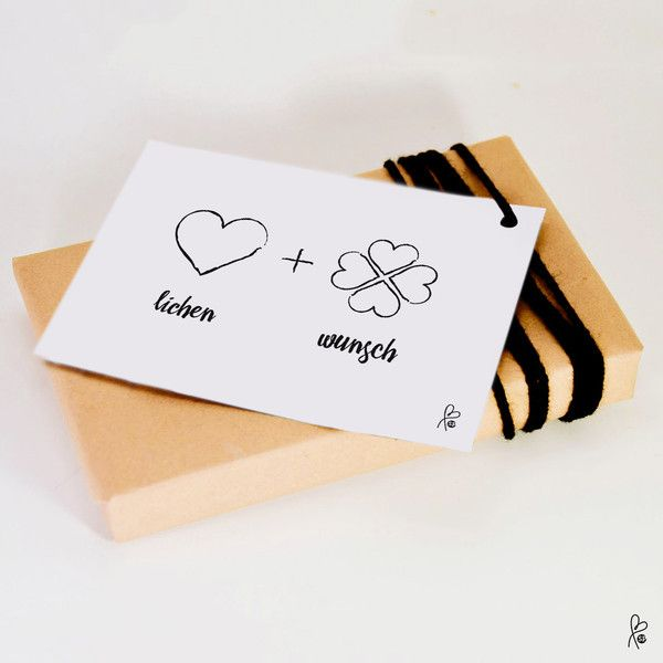 "Grußkarte/Postkarte ""Geburtstag / Printable A6"