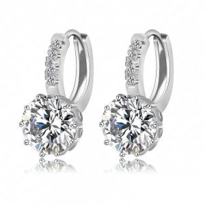 2015-New-Hoop-Earrings-Big-Sale-90-Off-Real-Platinum-Plate-Micro-Inaly-Swiss-Cubic-Zircon-Wedding-Earrings-Wholesale-CER0149-B-0