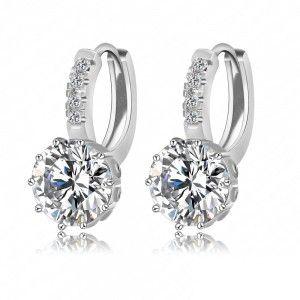 2015-New-Hoop-Earrings-Big-Sale-90-Off-Real-Platinum-Plate-Micro-Inaly-Swiss-Cubic-Zircon-Wedding-Earrings-Wholesale-CER0149-B-0
