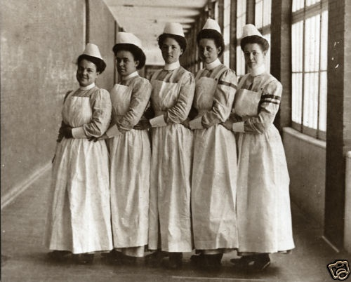 Image result for nursing in the 1880s