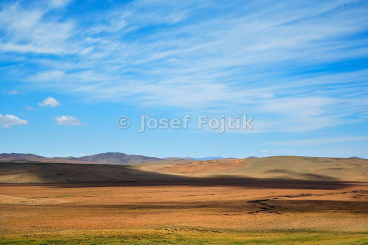 Landscape of the North-East Tibet