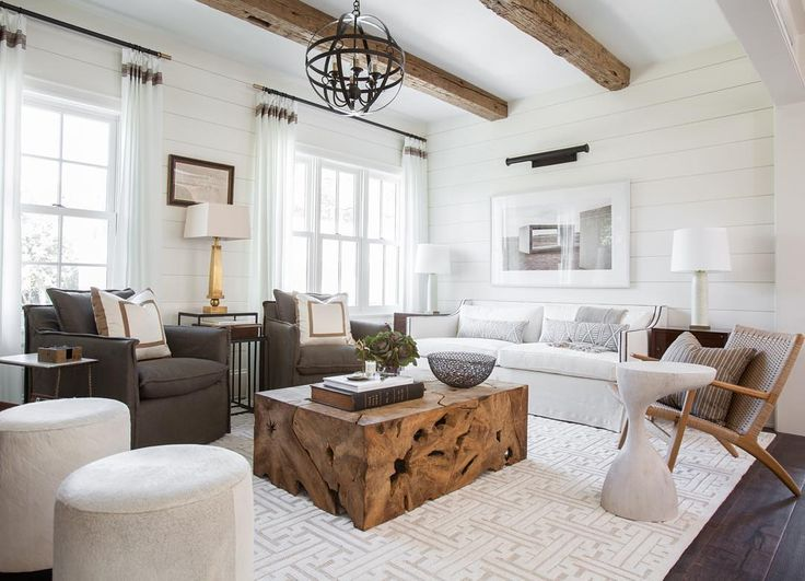 Yummy Living Room In White. Part 42