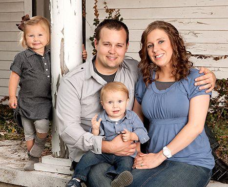 Anna Duggar Pregnant: Josh Duggar's Wife Expecting Fourth Child - Us Weekly