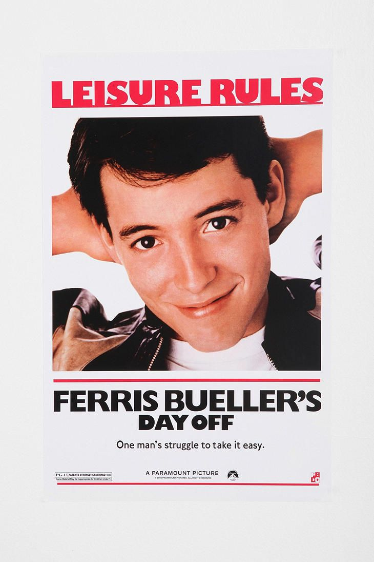 A review of ferris beyllers day off