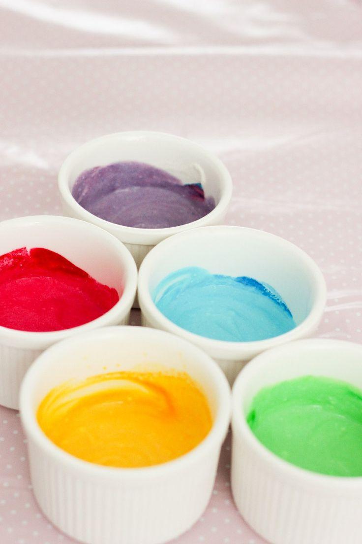 25 beste idee n over bord verf op pinterest - Maken rode verf ...
