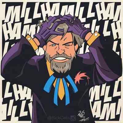 Mark Hamill Joker. (Batman)