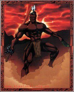 Maori gods