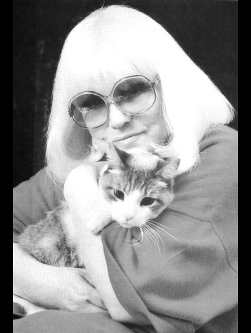 peggy lee CELEBRITIES AND THEIR CATS