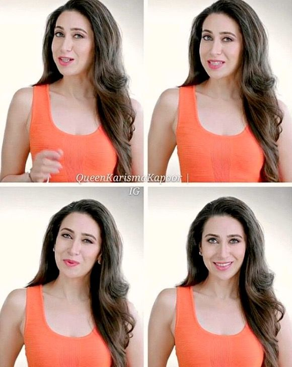 Karisma Kapoor for Richcraft ad 2016