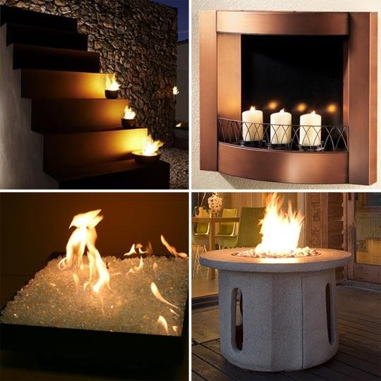 ber ideen zu gelkamin auf pinterest tischkamin. Black Bedroom Furniture Sets. Home Design Ideas