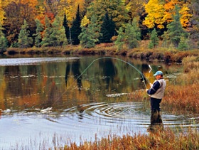 62 best big fish stories and skinny dipping not allowed for Fly fishing wisconsin