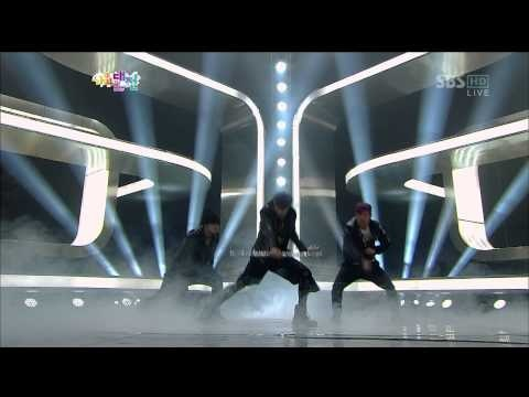 121229 SM The Performance - Minho and Taemin are just sooo.....AWESOME! One of the best performances I've seen in a while!