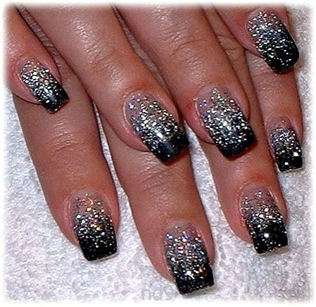 Best 25 easy nail polish designs ideas on pinterest easy diy easy nail polish designs glitter1 naildesign9 prinsesfo Choice Image