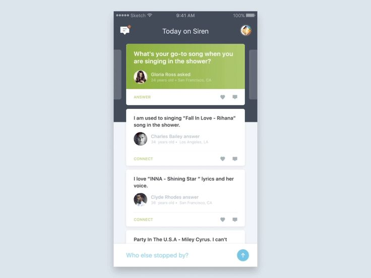 UI Interactions of the week #47