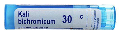 Boiron Kali Bichromicum (Potassium dichromate) 30C sinus infection