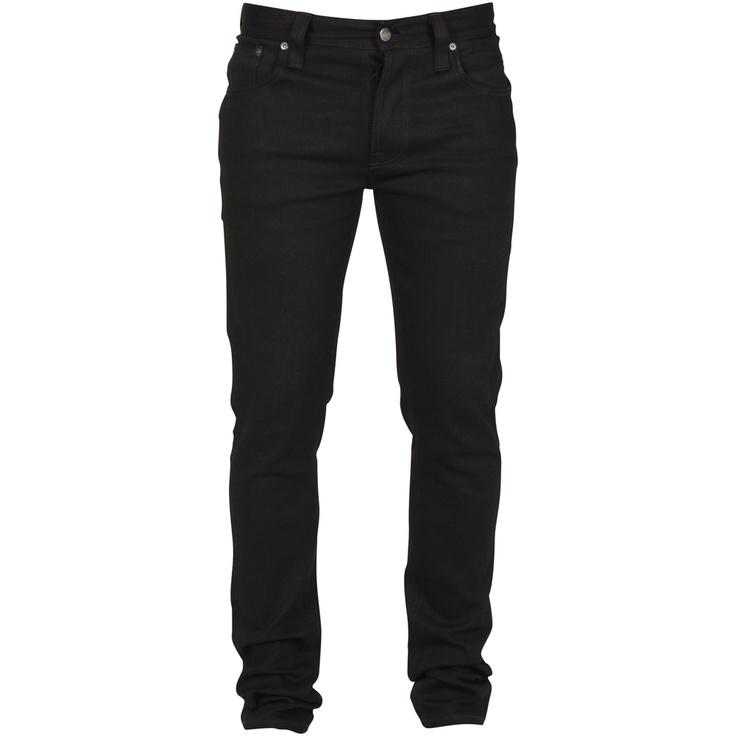 Grim Tim Black Black - General Pants Co.