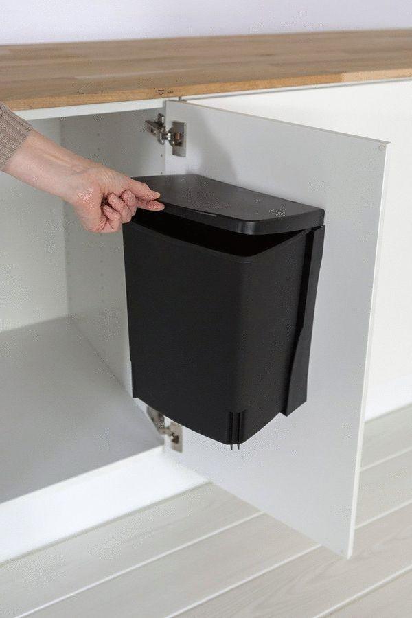 17 meilleures id es propos de placard cach sur - Petite poubelle de cuisine ...