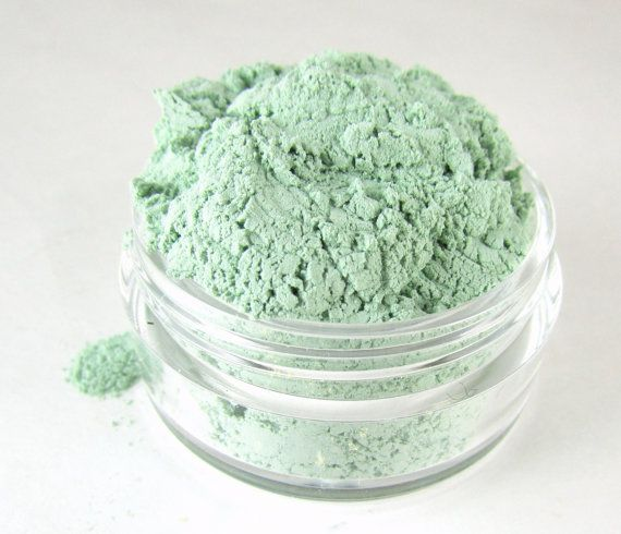 Green Corrector Concealers Mineral Makeup by ReliqMinerals on Etsy, $9.00