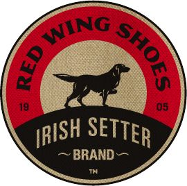 Red Wing Shoes - 1905 - Irish Setter Brand