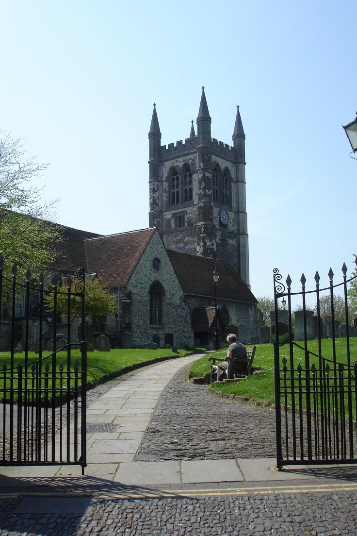 in Farnham, Surrey