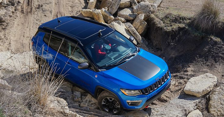 2017 Jeep Compass first drive
