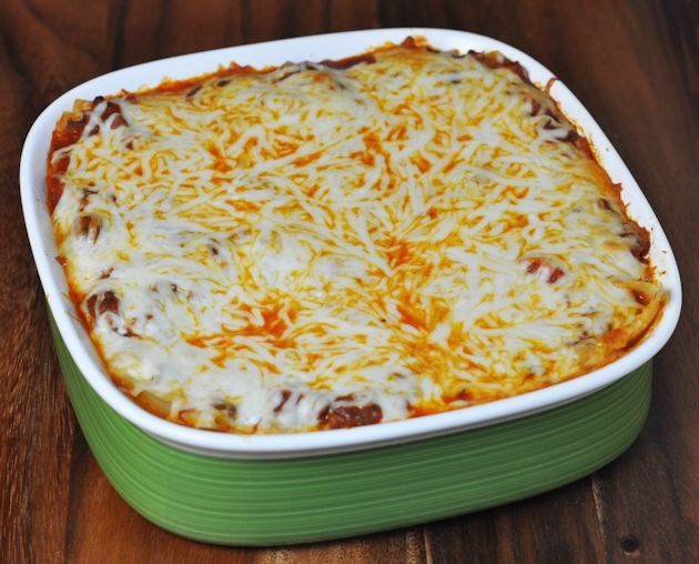 Food Family Finds » Recipe | Three Cheese Lasagna