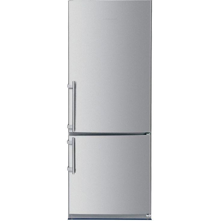 Liebherr 14.0-cubic Foot Counter-depth Bottom Freezer Refrigerator | Overstock.com Shopping - The Best Deals on Refrigerators