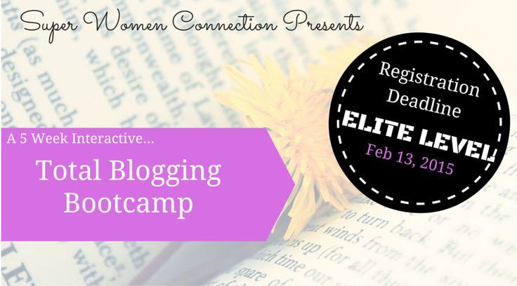 Women in Blogging