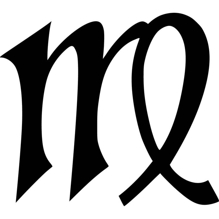 Image result for virgo symbol