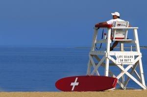 Summer Lifeguarding Job