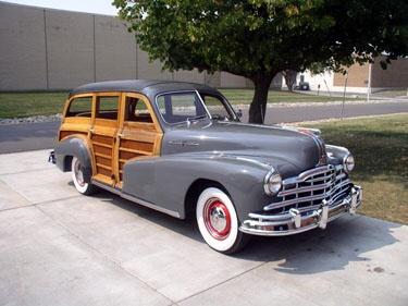 1948 Pontiac Woody