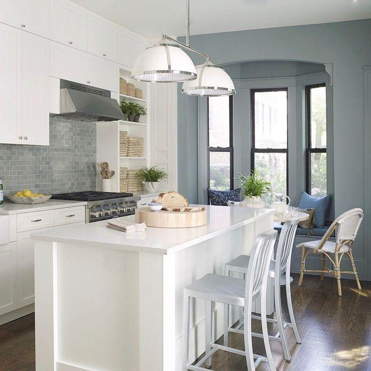 Grey Kitchen Ideas Pinterest: Best 25+ Gray And White Kitchen Ideas On Pinterest