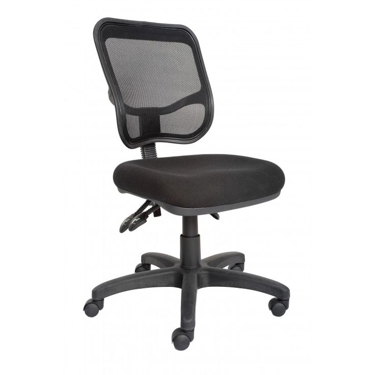 Modern ergonomic mesh chair with three lever mechanism for height and seat adjustment according to your comfort level. Ships Australia Wide.Shop With Us Today!