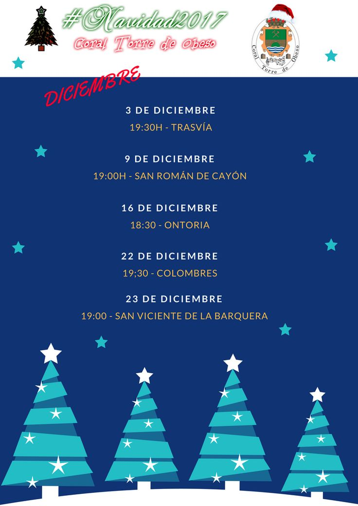 Navidad, Navidad, dulce Navidad….. Llega diciembre y empieza el no parar de villancicos.