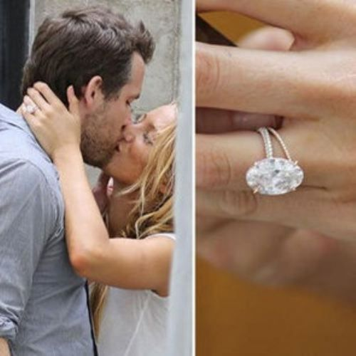 Celebrity Wedding And Engagement Rings: Celebrity Engagement Rings : TheBERRY