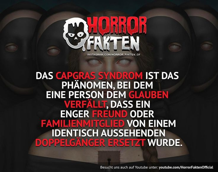 Mysteriös #horror #fakten #horrorfakten