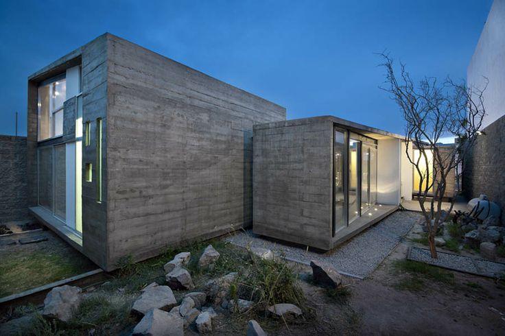 Casa DAUZ by Volta arquitectos