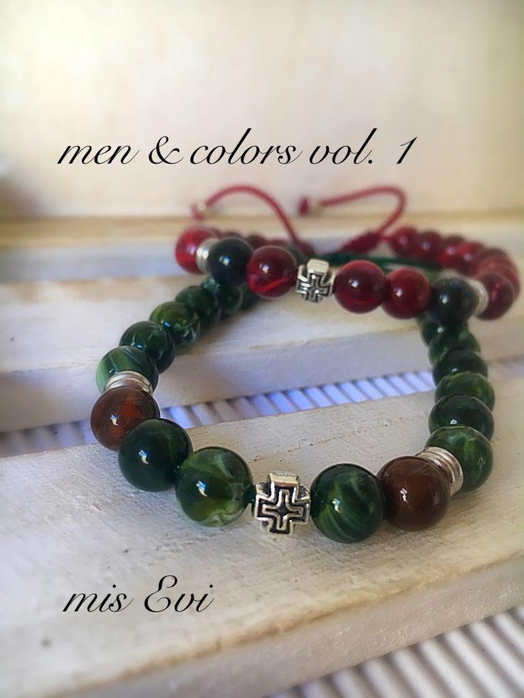 Men & colors vol.1 handmade