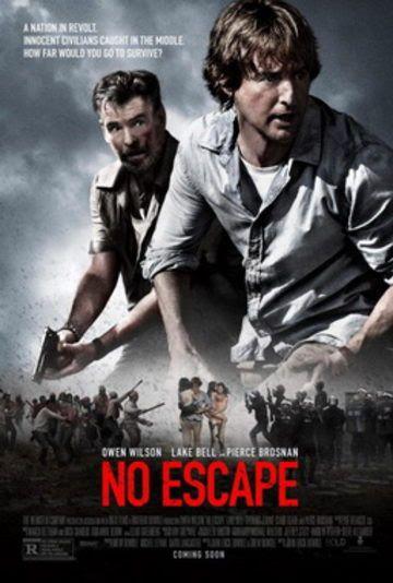 No Escape Movie Review - Drugstore Divas