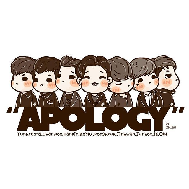 "[Fanart] #Ikon ""APOlOGY'"