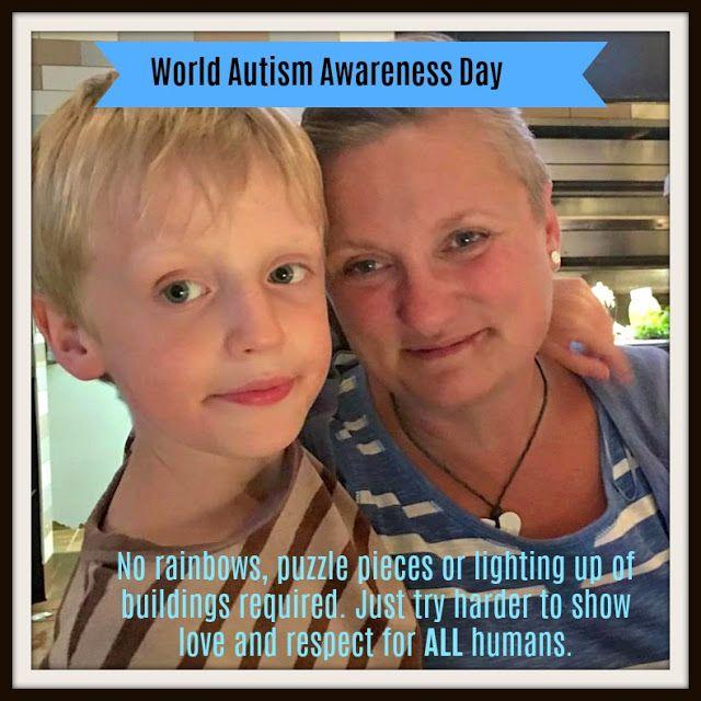 madmumof7: World Autism Awareness Day- April 2, 2018