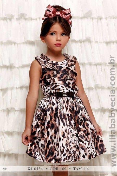 Vestido Infantil Miss Cake Doce Princesa 510134