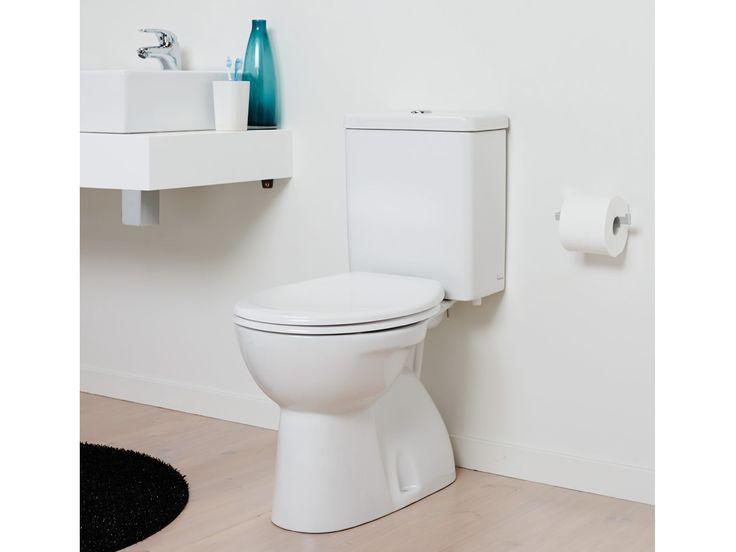 Porcher Quatre Close Coupled Toilet Suite